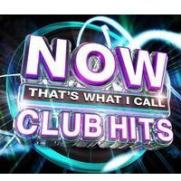 NOW That's What I Call Club Hits 2014 - 3x CD Disc Set