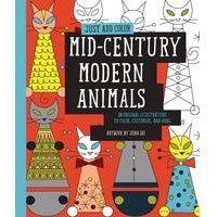 Just Add Colour-Mid Century MOD. Animals
