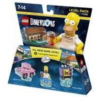 LEGO Dimensions Level Pack - The Simpsons