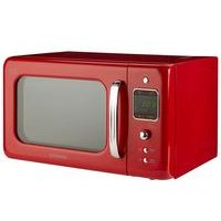 Daewoo 20 Litre Retro Microwave