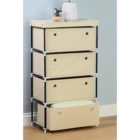 4-Drawer Cabinet