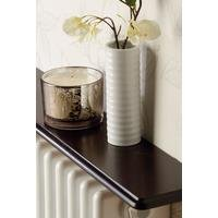 Easy Fit Radiator Shelf - Rich Mahogany