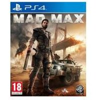 PS4: Mad Max