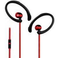 Volkano Sports Series Black/Red Earphones