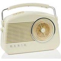 Konig Classic Retro Design DAB+ Radio