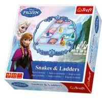 Disney Frozen Snakes and Ladders