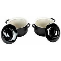 Set Of 2 Oven To Table Casserole Dishes