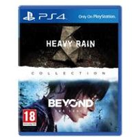 PS4:Heavy Rain & Beyond 2 Souls Collection