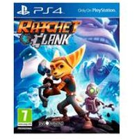 PS4: Ratchet and Clank
