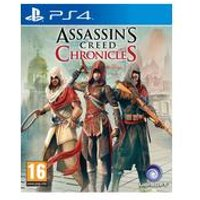 PS4: Assassins Creed Chronicles