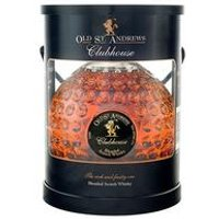 Old St Andrews 100cl Clubhouse Whisky Golf Ball