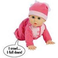 Crawling Bambolina Piccolina Doll