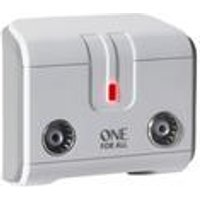 One For All Signal Booster - Two Way