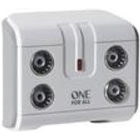 One For All Signal Booster - Four Way