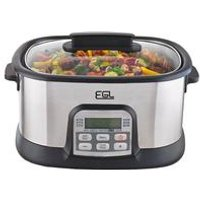 EGL Stainless Steel Multi Cooker With Sous Vide