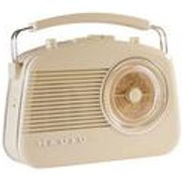 Konig Retro Bluetooth Radio