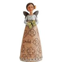 August Birthday Wish Angel