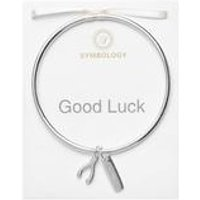 Symbology Good Luck Bangle