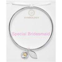 Symbology Bridesmaid Bangle