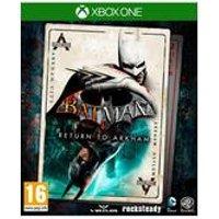 Xbox One: Batman: Return to Arkham