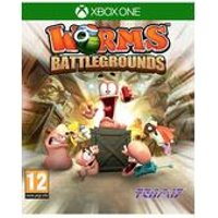 Xbox One: Worms Battlegrounds