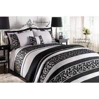 Beautiful Metallic Butterfly Bedspread