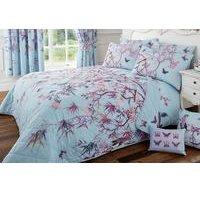 Oriental Birds Bedspread