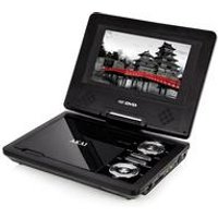 "Akai 7"" Portable DVD Player with 2-in-1 Carry Bag"