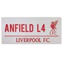 Liverpool Street Sign