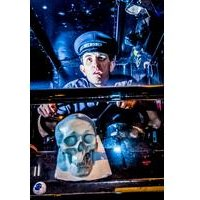Ghost Bus Tour and Guide Book For Two