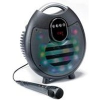 Akura Karaoke Speaker with Flashing Lights