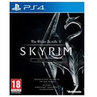 PS4: The Elder Scrolls V: Skyrim Special Edition