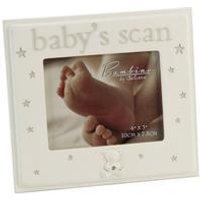 Babys Scan Photo Frame