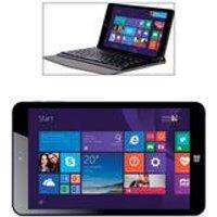 "Cello 8"" Windows Tablet & Keyboard"