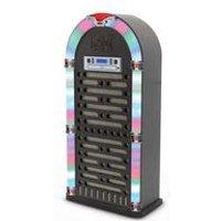 iTek I60017 Bluetooth Jukebox Station with CD Player