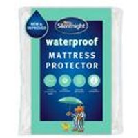 Silentnight Mattress Protector - Waterproof