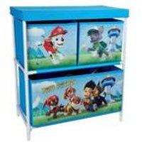 Paw Patrol Blue Storage Cabinet