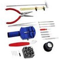 21 piece watch repair tool kit