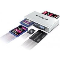 Integral 17-In-1 Card Reader