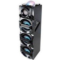 Akura Bluetooth Tower Speaker With Disco Ball
