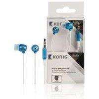 Konig 200 In-Ear Headphones