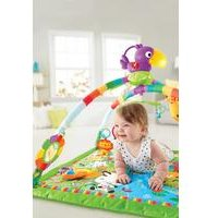 Fisher Price Deluxe Rainforest Gym