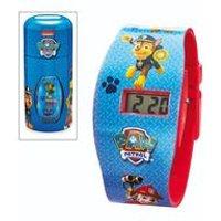 3in1 gift money tin paw patrol watch