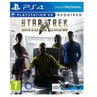 Playstation VR: Star Trek Bridge Crew