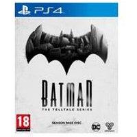 PS4: Batman: The Telltale Series