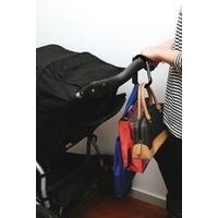 Dreambaby 2 Pack Stroller Hooks