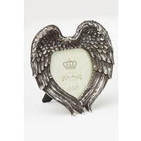 Winged Heart 4x4 inch Photo Frame