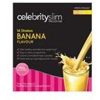 Celebrity Slim UK: 7 Day Banana
