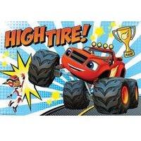 24 Piece Maxi Puzzle - Blaze & The Monster Machines