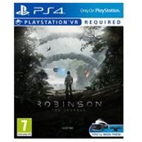 Playstation VR: Robinson The Journey